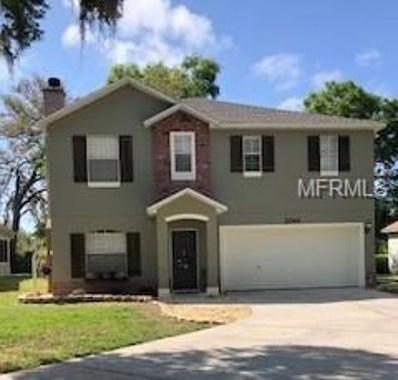 2044 Friar Tuck Lane, Orange City, FL 32763 - MLS#: V4723808