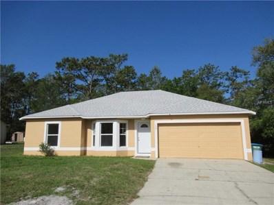 1047 Gage Avenue, Deltona, FL 32738 - MLS#: V4723972