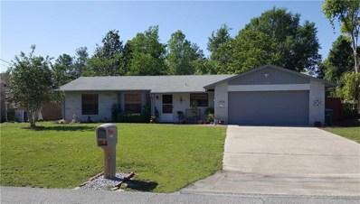 1155 S Cooper Drive, Deltona, FL 32725 - MLS#: V4900025