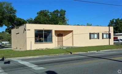 248 S Amelia Avenue, Deland, FL 32724 - MLS#: V4900129