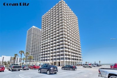 2900 N Atlantic Avenue UNIT 806, Daytona Beach, FL 32118 - MLS#: V4900152