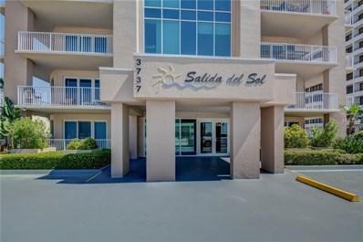 3737 S Atlantic Avenue UNIT 204, Daytona Beach Shores, FL 32118 - MLS#: V4900461