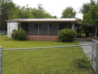 116 Robinhood Drive, Deland, FL 32724 - MLS#: V4900695