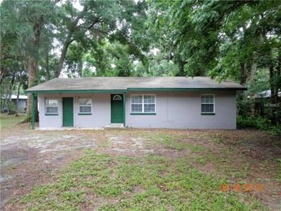 1014 W Euclid Avenue, Deland, FL 32720 - MLS#: V4900761