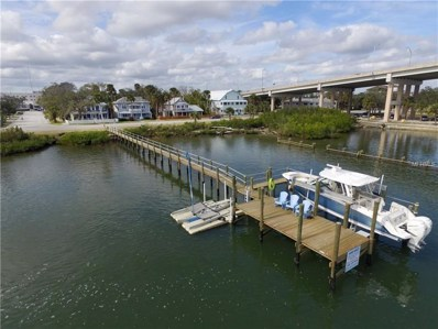 426 S Riverside Drive, New Smyrna Beach, FL 32168 - MLS#: V4900779