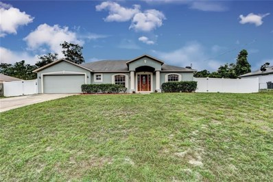2740 Larkspur Road, Deland, FL 32724 - MLS#: V4900788