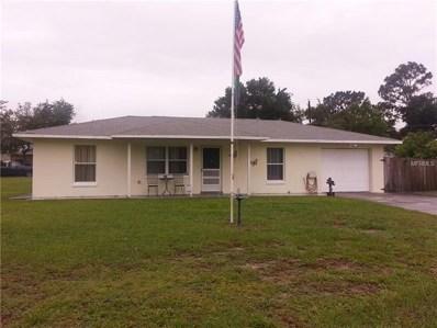 51 Fort Smith Boulevard, Deltona, FL 32738 - MLS#: V4900812