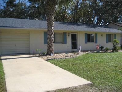 2817 Victory Palm Drive, Edgewater, FL 32141 - MLS#: V4900819