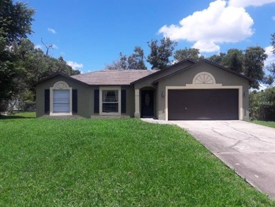 2510 Vespero Street, Deltona, FL 32738 - MLS#: V4900875