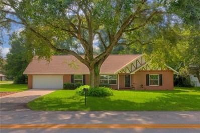 1207 N Amelia Avenue, Deland, FL 32724 - MLS#: V4901048