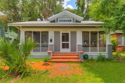 219 W University Avenue, Deland, FL 32720 - MLS#: V4901070