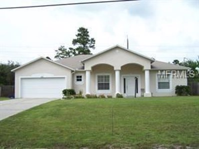 2775 Larkspur Road, Deland, FL 32724 - MLS#: V4901100