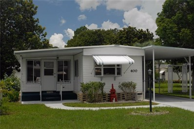 400 Sandpiper Lane, Osteen, FL 32764 - MLS#: V4901110