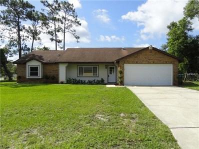 3143 Holiday Street, Deltona, FL 32738 - MLS#: V4901194