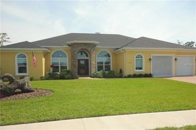 1424 Kinnard Circle, Ormond Beach, FL 32174 - MLS#: V4901237