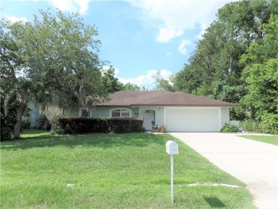 212 Coronado Road, Debary, FL 32713 - MLS#: V4901287