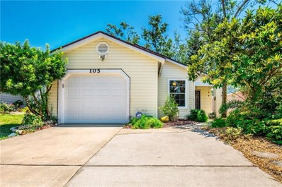 105 Cobblestone Way, Sanford, FL 32771 - MLS#: V4901371