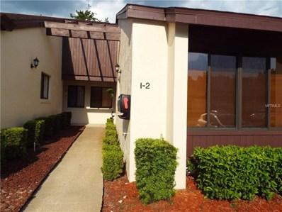 101 Grand Plaza Drive UNIT I20, Orange City, FL 32763 - MLS#: V4901392