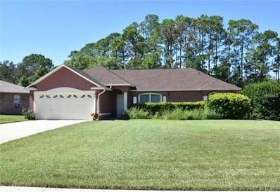 874 E Fairbairn Drive, Deltona, FL 32725 - MLS#: V4901467
