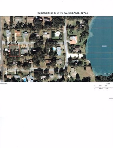 1404 E Ohio Avenue, Deland, FL 32724 - MLS#: V4901481