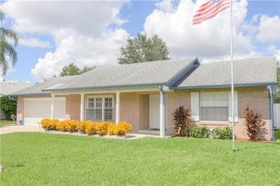 1102 Stillwater Avenue, Deltona, FL 32725 - MLS#: V4901580
