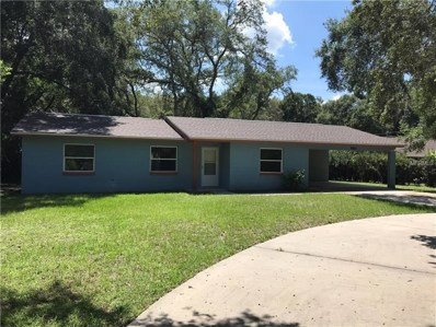 950 N Sparkman Avenue, Orange City, FL 32763 - MLS#: V4901656