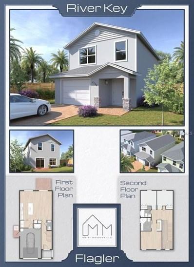5136 Taylor Avenue, Port Orange, FL 32127 - MLS#: V4901688