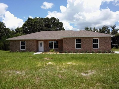 5785 Johnson Lake Road, De Leon Springs, FL 32130 - MLS#: V4901696