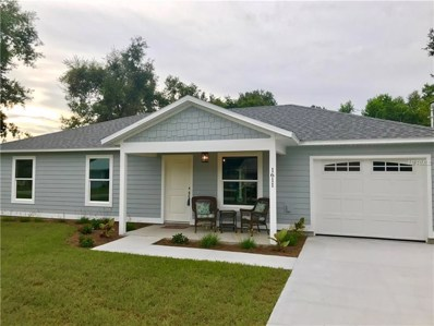 1611 Pine Avenue, Deland, FL 32724 - MLS#: V4901704