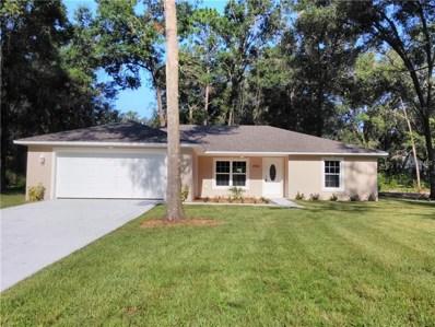 2758 Magnolia Road, Deland, FL 32720 - MLS#: V4901765