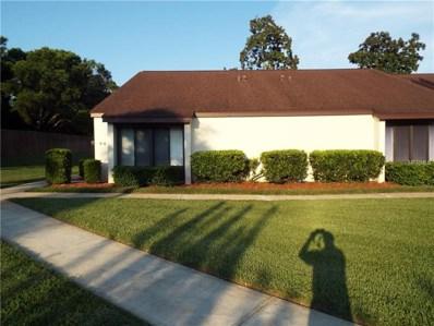 101 Grand Plaza Drive UNIT K60, Orange City, FL 32763 - MLS#: V4901779