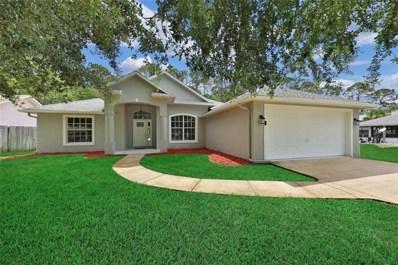 11 Palmetto Dunes Court, Ormond Beach, FL 32174 - MLS#: V4901820