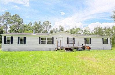 6040 Yellow Pine Trail, De Leon Springs, FL 32130 - MLS#: V4901826