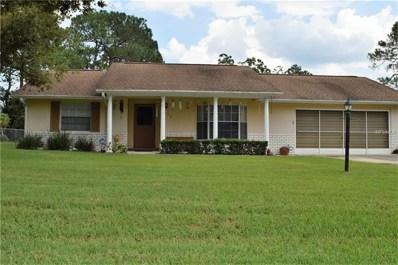 1079 Eagles Nest Avenue, Deltona, FL 32725 - MLS#: V4901843