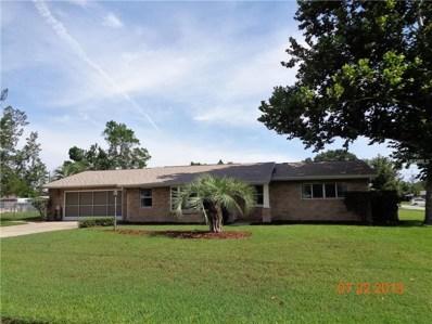 225 E Roberts Street, Orange City, FL 32763 - MLS#: V4901984