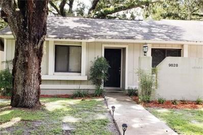 9828 Lancewood Street, Orlando, FL 32817 - MLS#: V4902030