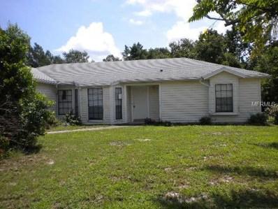 501 Blackstone Avenue, Deltona, FL 32725 - MLS#: V4902036