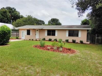 1608 Pine Avenue, Deland, FL 32724 - MLS#: V4902039