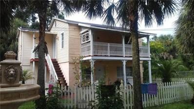 215 E Voorhis Avenue UNIT 1, Deland, FL 32724 - MLS#: V4902097
