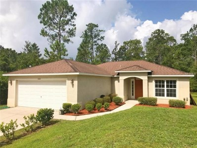 1324 11TH Avenue, Deland, FL 32724 - MLS#: V4902151