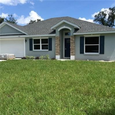 1510 Tivoli Drive, Deltona, FL 32725 - MLS#: V4902166