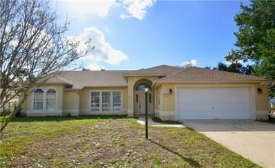 1021 Blue Horizon Drive, Deltona, FL 32725 - #: V4902247