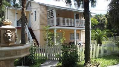215 E Voorhis Avenue UNIT 1, Deland, FL 32724 - MLS#: V4902275