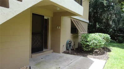 140 Orchid Woods Court UNIT 4A, Deltona, FL 32725 - MLS#: V4902341