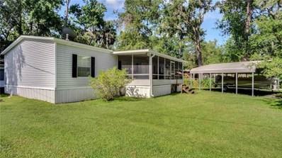 24024 Gobbler Road, Astor, FL 32102 - MLS#: V4902360
