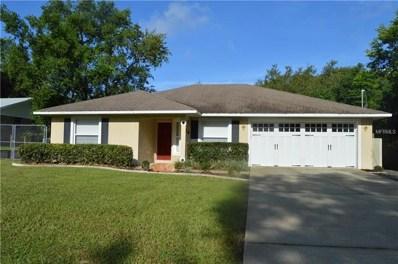 554 Lancaster Avenue, Orange City, FL 32763 - MLS#: V4902411