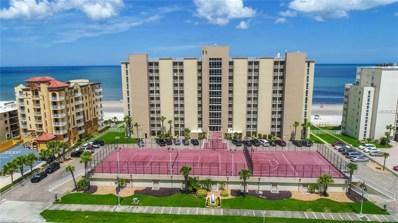 3815 S Atlantic Avenue UNIT 906, Daytona Beach Shores, FL 32118 - MLS#: V4902478
