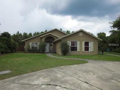 2810 Beckwith Street, Deltona, FL 32738 - MLS#: V4902490