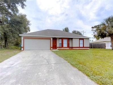 3010 Malcolm Drive, Deltona, FL 32738 - #: V4902509