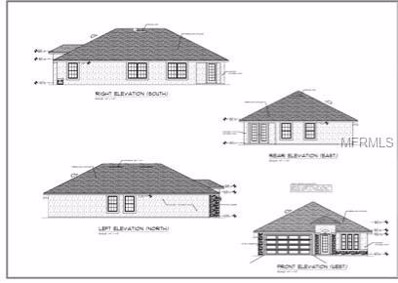 1345 10TH Avenue, Deland, FL 32724 - MLS#: V4902562